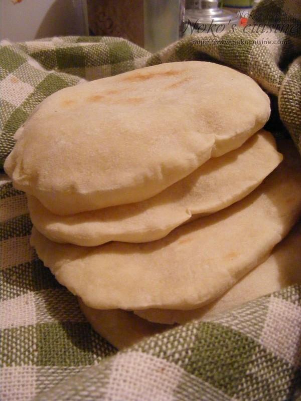 Lebanese Pita Bread Noko S Cuisine